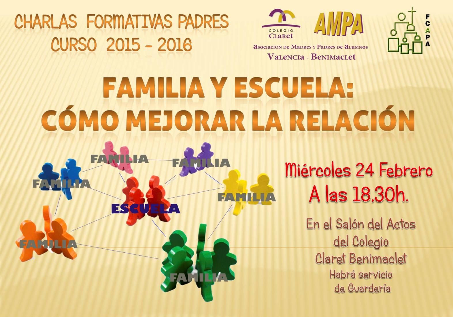 Charla FCAPA