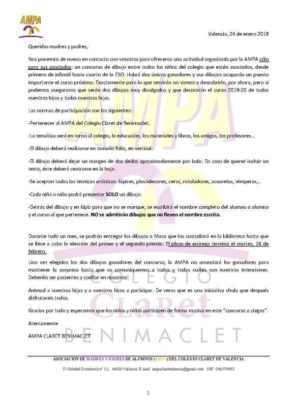 carta AGENDAS